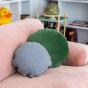 Bomboloni Cushion, Fir Green Velvet