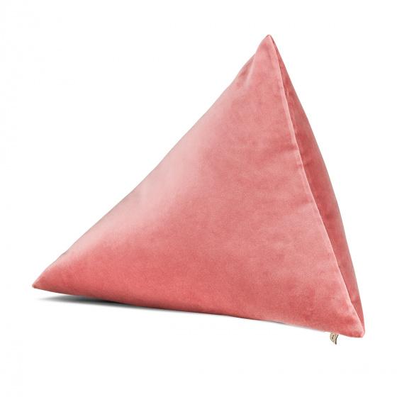 Divino Cushion, Pink Velvet