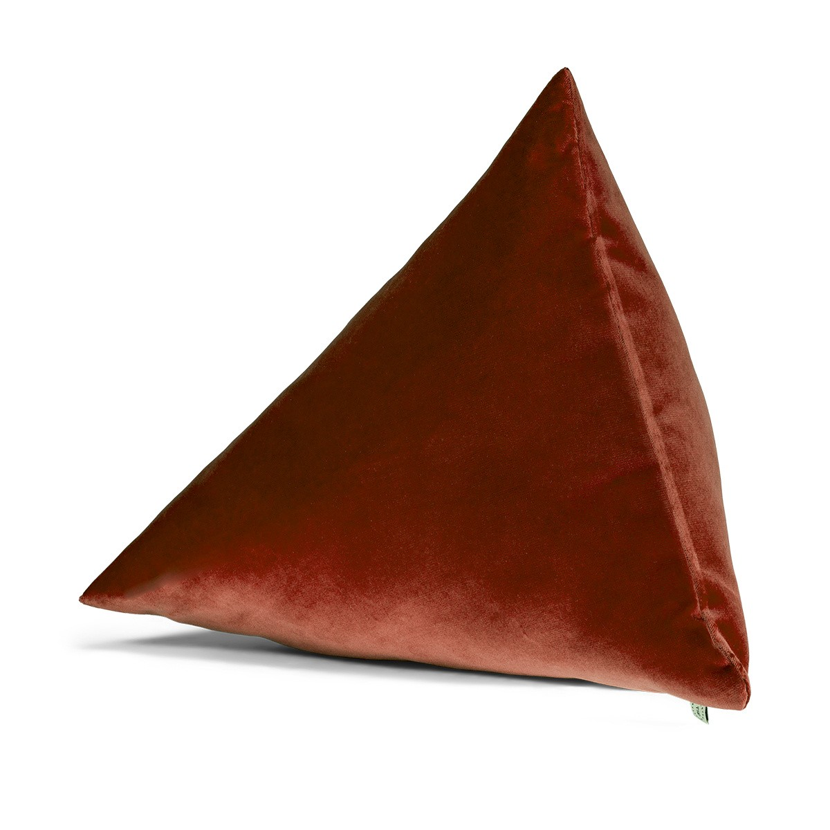 Divino Cushion, Burgundy Velvet