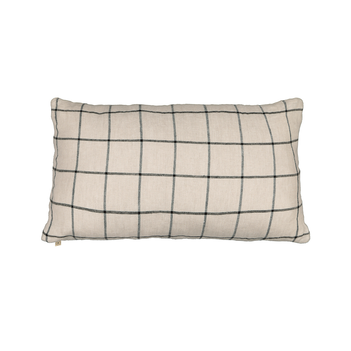 Arezzo Cushion, Check Pattern