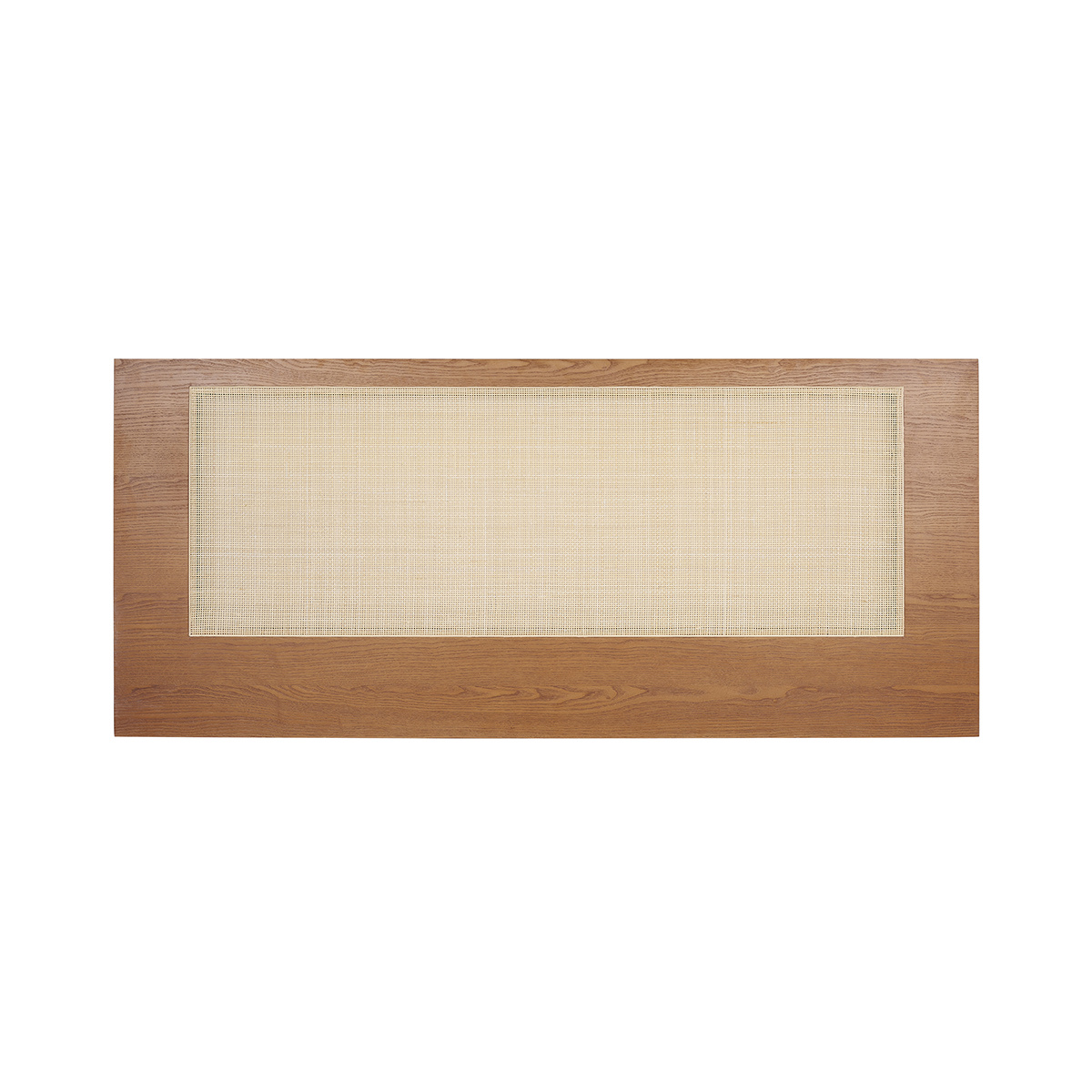 Double Bed Headboard Sogno, Cherrywood Finish