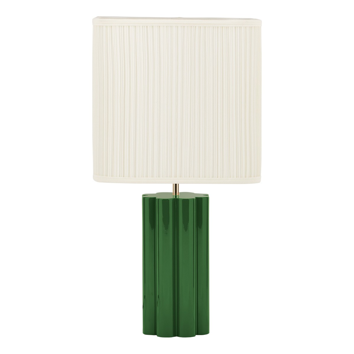Gioia Table Lamp, Green