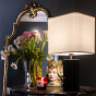 Gioia Table Lamp, Black