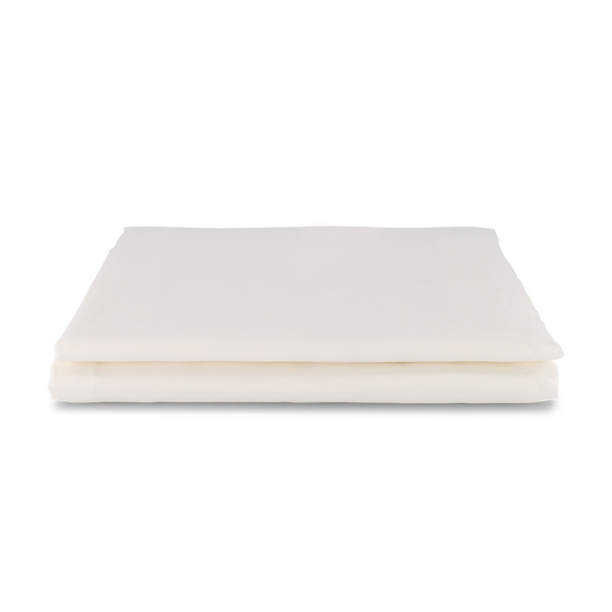 Venezia Fitted Sheet, Cream White