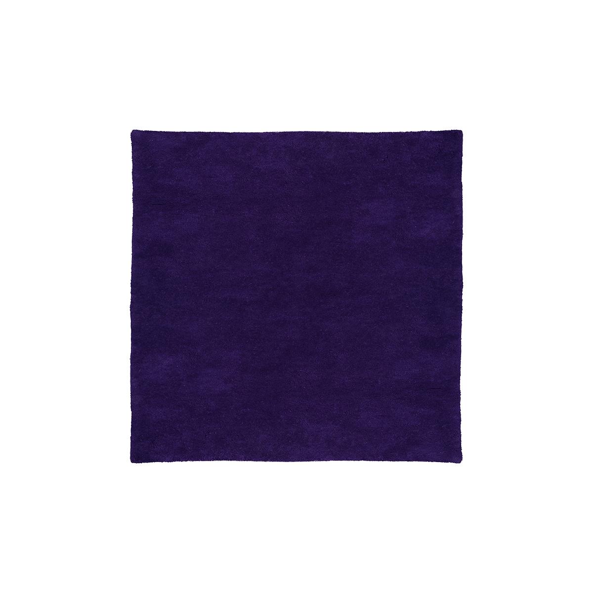 Velluto Rug, Purple 200 x 200