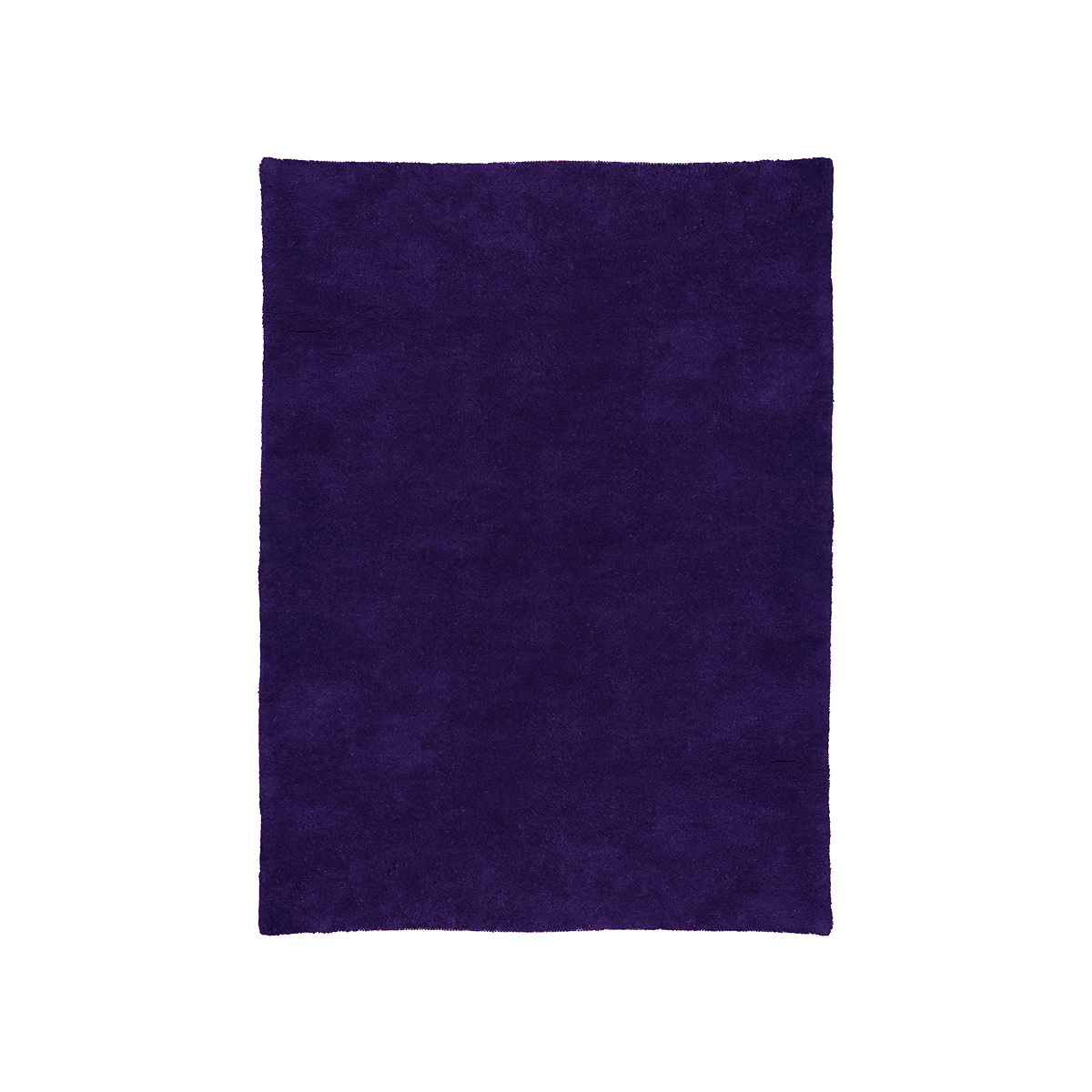 Velluto Rug, Purple 150 x 200