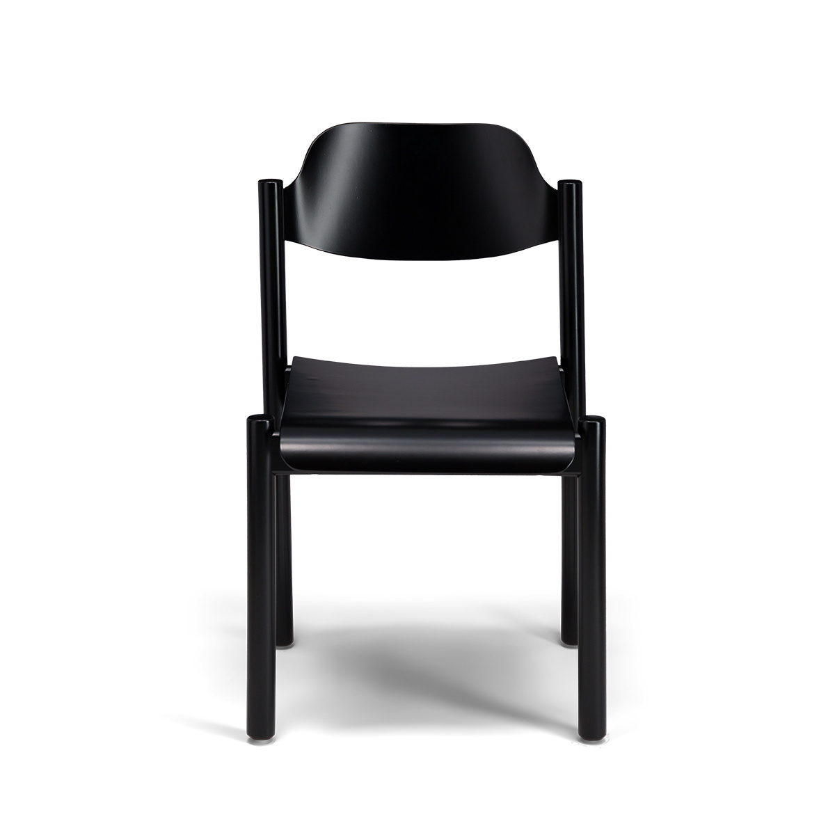Achille black chair