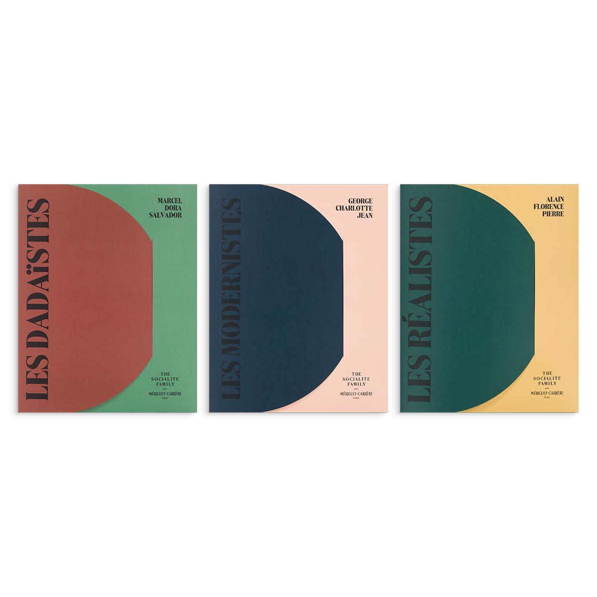 Full paint colour chart - 9 colours