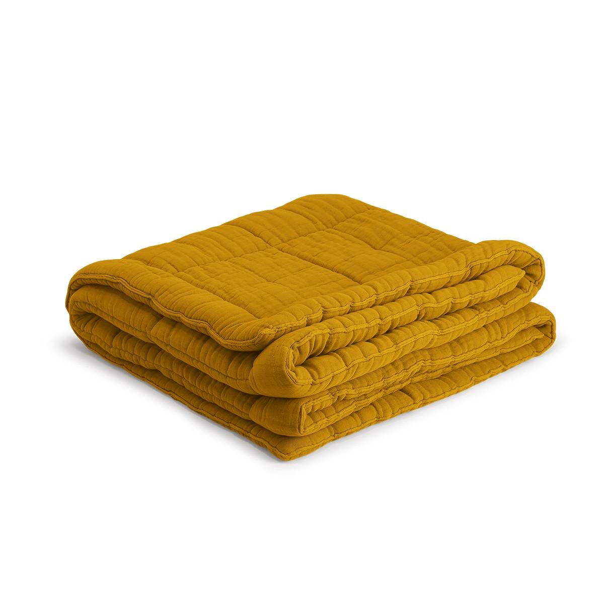 Mustard Nido Quilt