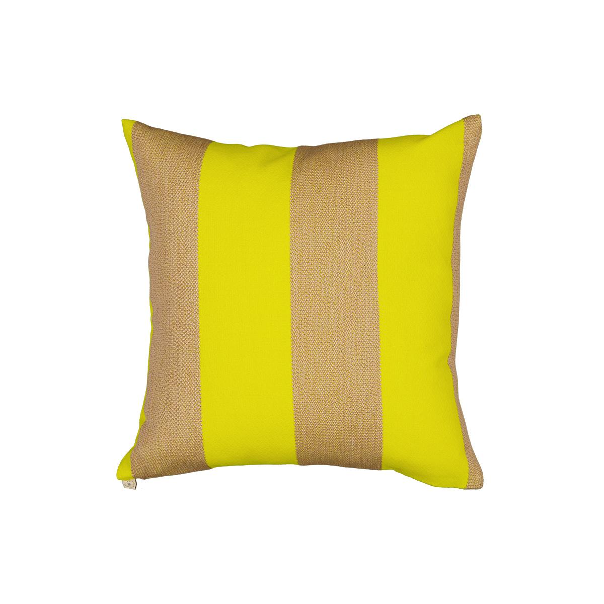 Viaggio Cushion Yellow Kvadrat / Raf Simons