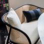 Viaggio Cushion White Kvadrat / Raf Simons