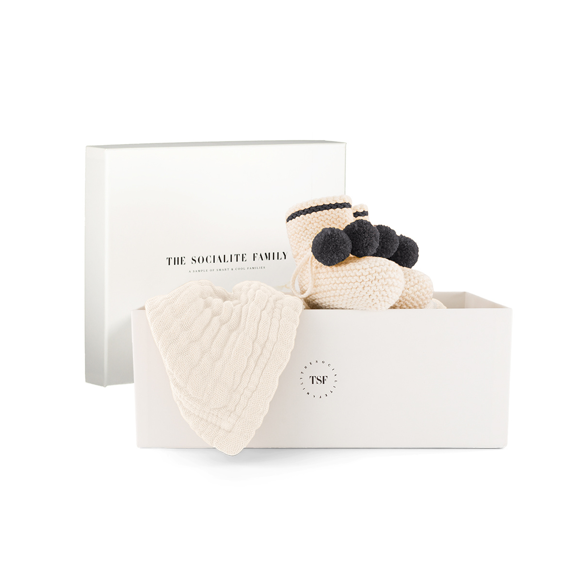 Birth Kit, Cream White