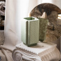 Paris-Milano Green Vase - Cristina Celestino for The Socialite Family