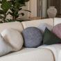 Cream White Ciccio Cushion