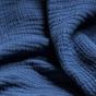 Copertina Throw, Navy Blue