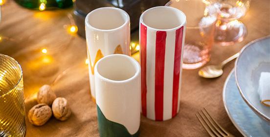 Preparing your Christmas Table Decor