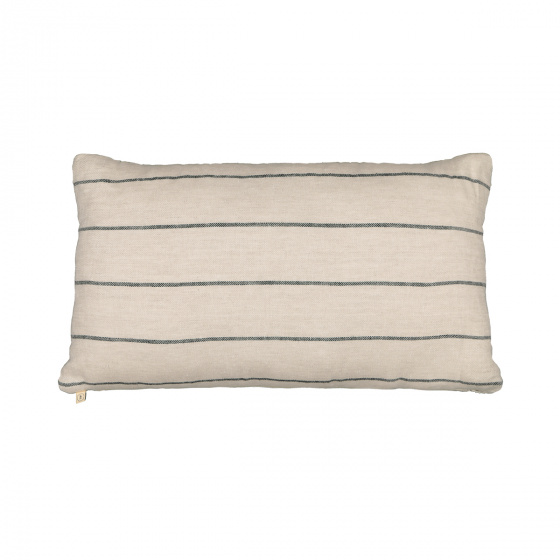Coussin Arezzo motif à rayures