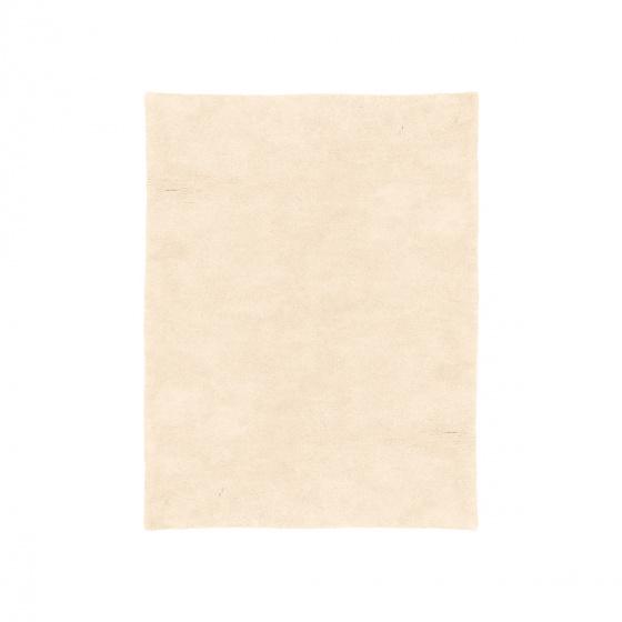 Tapis Velluto blanc cassé 150 x 200