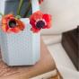 Vase Paris-Milano bleu - Cristina Celestino pour The Socialite Family