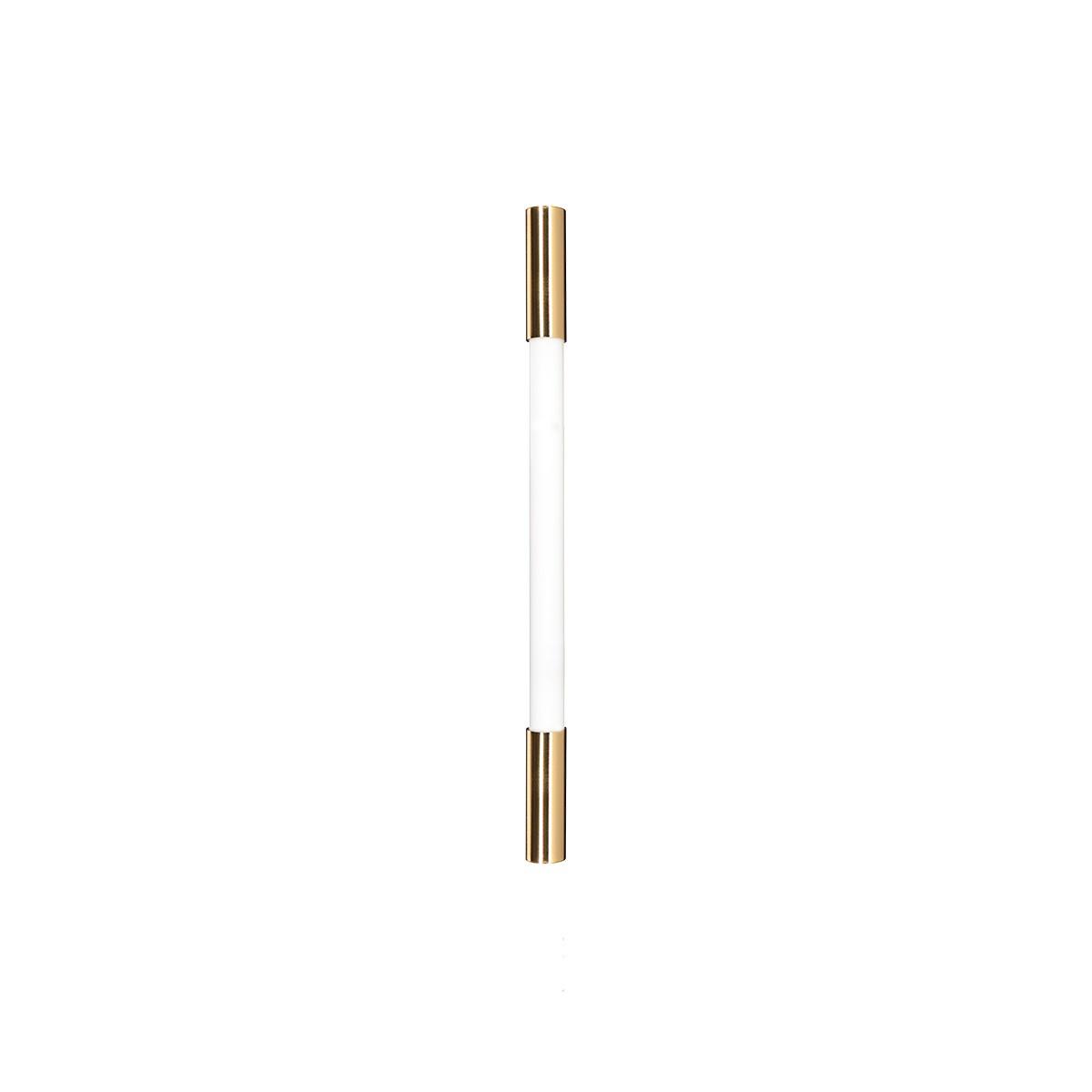 Applique Spectre laiton brossé 50 cm